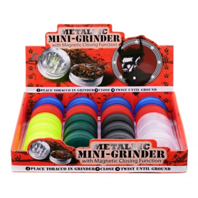 AT-Plastik Grinder Rubber Ø42