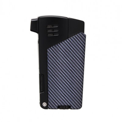 MY-Pipe Lighter Schwarz