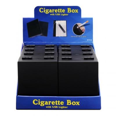 AT-USB Lighter/ Cigarette Box