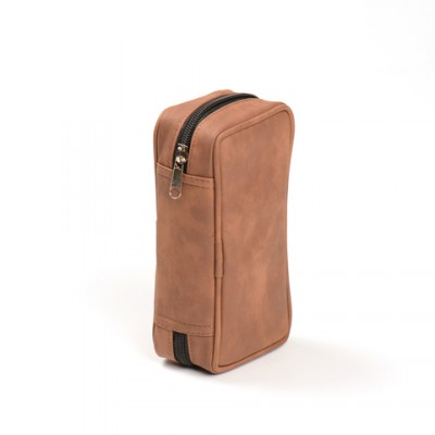 AT-2pcs Pipe Bag brown
