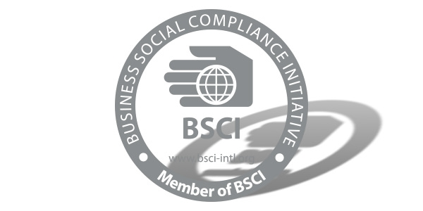 Zertifikat der Business Social Compliance Initiative